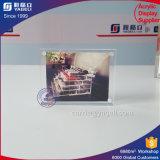 Mais vendidos! ! ! 6X6 Inch Acrílico 2 Sides Photo Frame
