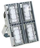 260W反衝突の高い発電LEDの屋外の高いマストライト