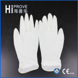 Wegwerfbares Cheap Latex Examination Gloves mit Powder