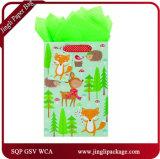 Мешки подарка бумажных мешков подарка рождества на Рождество