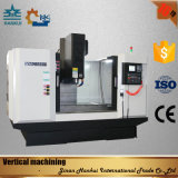 Máquina de trituração vertical Multifunctional do CNC de 3 linhas centrais de Vmc850L
