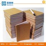 Mini spirale - cahier attaché de papier d'emballage