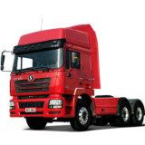 Shacman F3000 6X4 336HPのトラクターヘッド/索引車のトラック