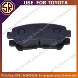 Gebruik voor Stootkussens 04466-48120 van de Rem van de Verkoop van Toyota Hete