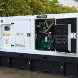 145kw Silent / Soundproof Elétrico Cummins Power Generator Diesel Generating Set