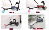 individu 2-Wheel équilibrant le scooter électrique de mobilité en plage Kart de pouvoir
