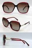 Gafas de sol plásticas de la manera del diseñador a estrenar para las mujeres/señora (DP1217YZ)