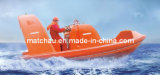 4.3m rapide des bateaux de sauvetage et Signal Type de bras Davit