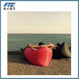 Sofá preguiçoso inflável do ar do saco de 250*70 Cm nylon Laybag de 190 T