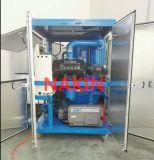 Purificador de aceite aislante del vacío, Filtración de aceite usado, Regeneración de la filtración del aceite del transformador,