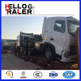 HOWO 6X4 10 바퀴 고품질 트랙터 헤드 트랙터 트럭
