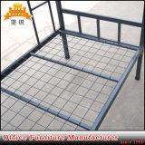 Base de cucheta militar de la base del dormitorio de la base de cucheta del metal