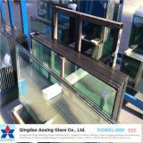 Painel Glazed De Cor Transparente / Vidro Oco / Vidro Isolado