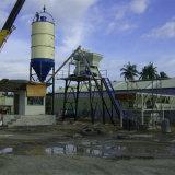 35m3/H mini planta de tratamento por lotes concreta, planta de mistura concreta (Hzs35)