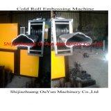 Máquina de gravação do metal automático do ferro feito para Excport