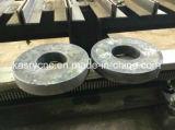 Placa de aço do plasma do CNC e máquina de estaca redonda da câmara de ar