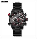 昇進の機械スイスの高レベル男性用スポーツの腕時計