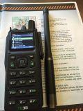 De lage Militaire Radio van VHF in 37-50MHz, met GPS de Encryptie Functie/aes-256 van de Afbeelding /Build in de Functie van BT