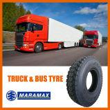 광선 트럭 타이어 12r22.5