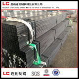 Cuadrado de ERW/tubo de acero rectangular