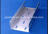 알루미늄 관통되는 케이블 쟁반