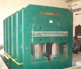 Maquinaria do Vulcanization da correia transportadora para a folha de borracha