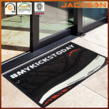 De kleurrijke Aangepaste Nylon Doorgenaaide Mat van de Vloer van het Tapijt