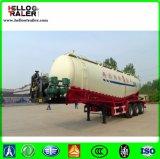 reboque maioria do caminhão de Bulker do cimento do Tri-Eixo do reboque do petroleiro 50cbm