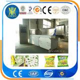 Machine jumelle automatique de casse-croûte de nourriture de boudineuse à vis de qualité