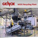 Abfallverwertungsanlage/Wiederverwertungs-System E-Vergeuden