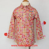 Coton 100% Print Shirt pour Girls