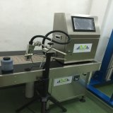 Macchina di codificazione di numero data della stampante di getto di inchiostro del collegare del cavo del sacchetto della bottiglia