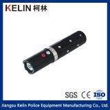 自己防衛のためのStrong LED Lightの1202黒いMini Stun Gun