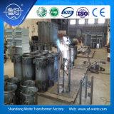 Trasformatore oil-cooled standard di distribuzione di monofase 10kV/11kV dell'ANSI (ONAN)