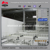 Cremalheira high-density da prateleira de indicador do armazém