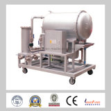 Vacuum Separation Technology Máquinas de filtrado de aceite portátiles, Purificador de aceite de turbina Emulsificación