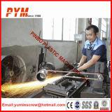 Parafuso de barril de ventilação e parafuso para filme de reciclagem