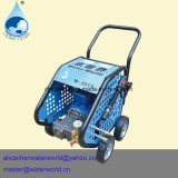 Autowasserette met de Wasmachine van de Hydraulische Pomp en van de Hoge druk
