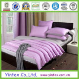 Alta calidad Colorful 500tc Cotton 100% Bedding Set/Bed Sheet