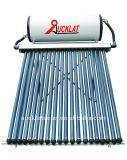 高圧コンパクトなヒートパイプの太陽給湯装置(NCST-P)