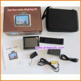 3.5 인치 TFT LCD 모니터 스크린을%s 가진 싼 손목 Cvbs CCTV 사진기 검사자
