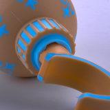 bottiglia di plastica della pompa della gomma piuma del sapone di disegno moderno 500ml (NB232-1)