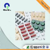 Strato rigido del PVC del micro del materiale 300 del PVC per alimento ed il pacchetto della medicina