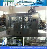 Línea automática de la embotelladora del agua potable 3 in-1