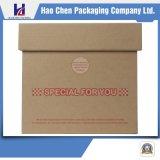 Kundenspezifischer gewölbter Karton-verpackenverpackungs-Geschenk-Kasten