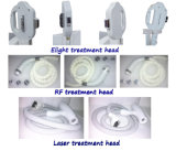 O rejuvenescimento RF da pele da remoção do tatuagem do laser de YAG Opt máquina da beleza da remoção do cabelo do IPL Shr