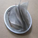 Круглый обернутый диск фильтра ячеистой сети SUS 304 316 Multilayers краев