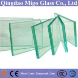 стекло поплавка 6mm плоское форменный прозрачное ясное с изготовленный на заказ размером