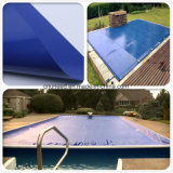 Kurbelgehäuse-Belüftung beschichtetes Polyester-Gewebe Tarparlin für Pool-Deckel