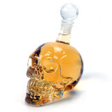 Bottiglia del decantatore del cognac della bottiglia del brandy del cognac/bottiglia di vetro del cognac
